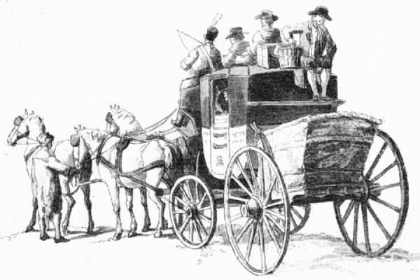 Stage Coach