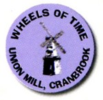 Wheels of Time Badge